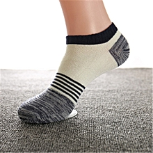 Unisex Cute Retro Stripe Fashion Men Sock Comfortable Socks