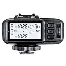 Godox X1T - C Professional TTL Multi-channel Triggering 2.4GHz Wireless Transmission Flash Trigger For EOS Series Cameras