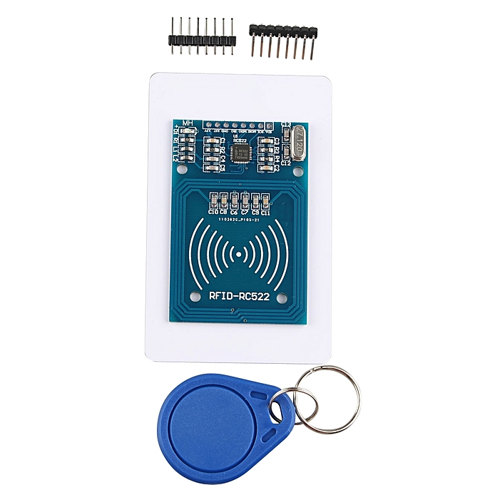 Hengjiaan NFC RFID RC522 RF IC Card Sensor RFID Reader Modules (2 PCS)