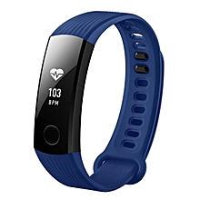 HUAWEI Honor Band 3 Smartband Heart Rate Monitor Calories Consumption Pedometer BLUE