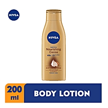 48-Hour Nourishing Cocoa Body Lotion, 200ML