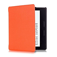 PU Leather Protective Cover With Auto Sleep Wake Up Function For Kindle Oasis 6 Inch