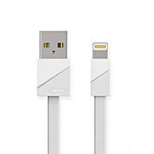 USB Charging Type-C Lightning Mobile Phone Cable RC-105a For Samsung Apple IPHONE6/7/8/X type-c
