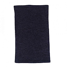【clearance Sale+ready Stock】Outdoor Multi-function Windproof Neck Snood Warmer Hat Half Face Mask (Blue)