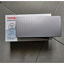 Bluetooth Speaker - Silver