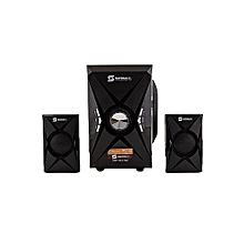 SHT-1157 BT SUBWOOFER SYSTEM 2.1 Bluetooth Speaker
