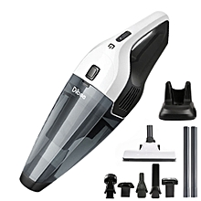 Dibea LW-200 Hand-held Cordless Vacuum Cleaner Powerful Portable Pet Hair Dust Busters
