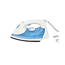 SI-2085 Steam Iron Box 1200W- (White and Blue)