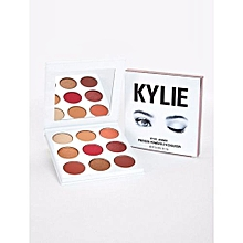 Kylie Eyeshadow Pallette (COMES WITH FREE DAVIS EYE PENCIL)