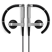 B&O A8 Earhook Metal HiFi Stereo Earphones Sports Headphones Bluetooth Headphones(Black)