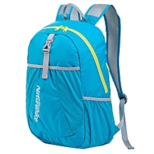 Portable Waterproof Hiking Backpack for Outdoor-LIGHT BLUE