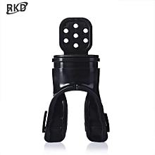 RKD Scuba Mouthpiece For Regulator Diving Equipment_BLACK