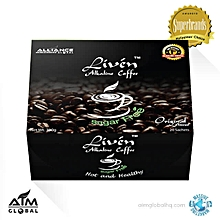 Liven Alkaline Coffee - Sugar Free