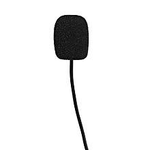 New 3.5mm Mini Studio Speech Mic Microphone w/ Clip for PC Desktop Notebook