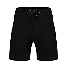 Men's Body building Gym Running Workout Sports Shorts-Array