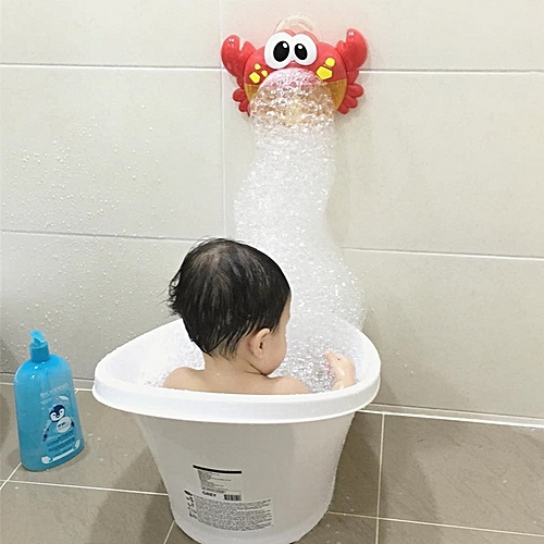 Image result for crab bath bubble