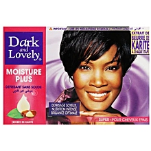 dark and lovely relaxer-super