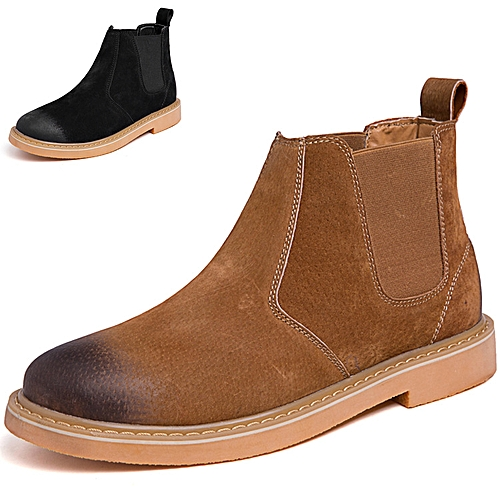 04f67b0e98f Martin boots,overalls,men's short boots,leisure boots,high boots and suede  men's shoes in winter