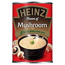 Mushroom Cream 400 Grams