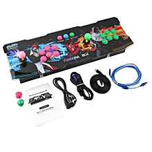 Pro 999 In 1 Classical Arcade Games Station With Super High Video Resolution-black