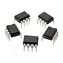 5 Pcs LM358P LM358N LM358 DIP-8 Chip IC Dual Operational Amplifier