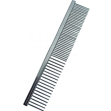 Stainless Steel Pet Dog Cat Pin Comb Hair Shedding Grooming Flea Comb-AS Shown