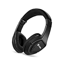 ZB-Rocker iFit - Bluetooth Headphone - FM Radio/MMC – Black