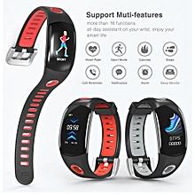 DM11 Smart Bracelet IP68 Waterproof Wristband Heart Rate Monitor Pedometer Smart Watch Color LCD Screen BDZ