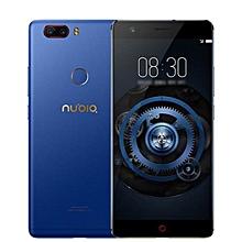 ZTE Nubia Z17 Lite Global Version 5.5 inch 6GB 64GB Snapdragon 653 Octa core 4G Smartphone Blue