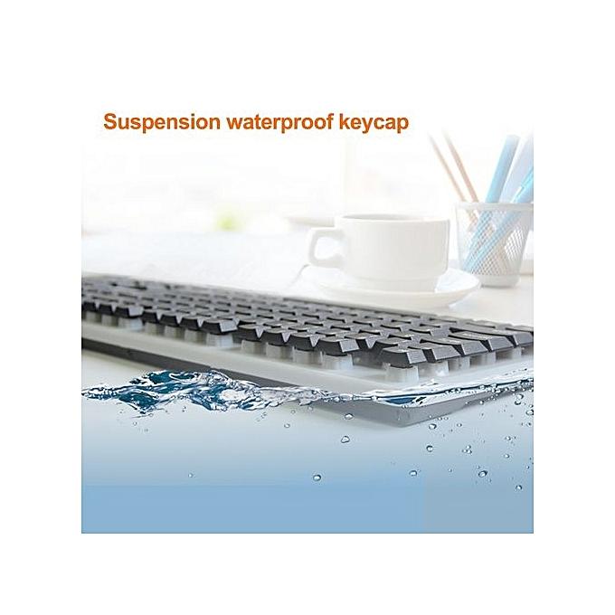 Buy Generic Hot USB Wired Mini Keyboard Super Slim Lightweight ...