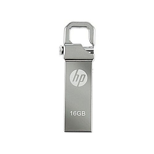 Flash Disk Drive - 16GB - Silver