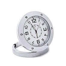 Monitoring Hidden  Camera Cam Vedio Motion Detection 520 Round Clock 720x480