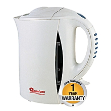 RM/264-Corded Kettle 1.7LTS- White