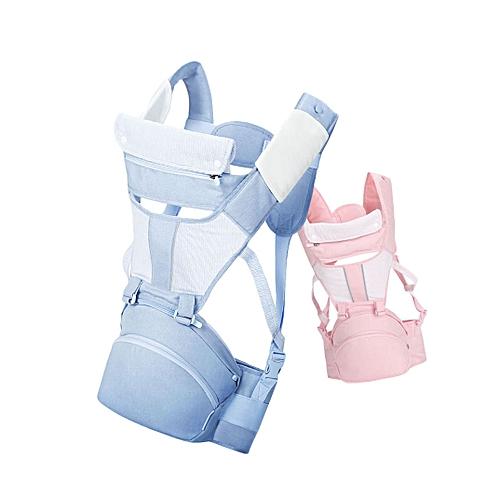 Xiaomi Xiaoyang Multi-funcional Baby Carriers Hip Seat 360 Grau Ergonomic Spine Protection Stools