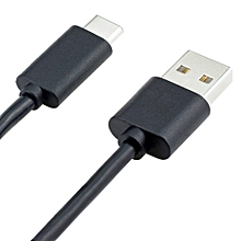 gocomma USB Type-C Charge and Sync Cable for Xiaomi 2PCS - BLACK
