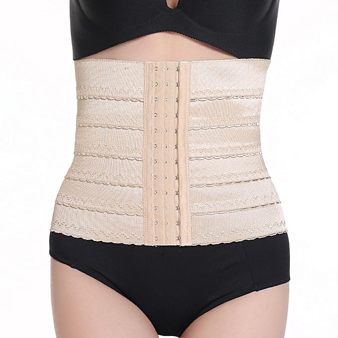 2715779f3 Waist Trainer Belt Corsets Body Shaper Women Postpartum Belly Band Corselet  Slimming Modeling Strap Belt Slimming