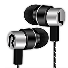 Hiamok_Universal 3.5mm In-Ear Stereo Earbuds Earphone  For Cell Phone