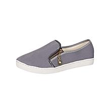 Light Grey Women's Sneakers