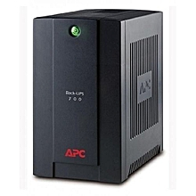Battery Back-APC- 700VA - 4 Outlets - Black