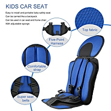 Trendy Soft Safety Kids Car Seat For Child Baby Portable Carrier Seat