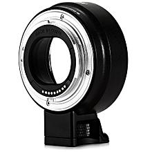 EF - EOS M AF Auto Focus Mount Adapter for  EF-M Camera to EF Lenses