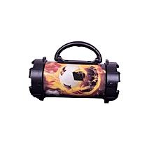 F18 Portable Bluetooth Speaker Fire