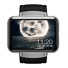 DM98 Smart Watch 512MB + 4GB 2.2 inch IPS Capacitive Touch Screen MT6572A Dual Core 1.2Ghz Bluetooth 4.0 Smart Watch Phone(Silver)