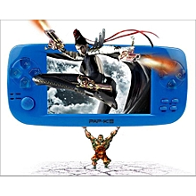"4.3"" Handheld Game Console 4GB Retro Video Game Player(Blue)"