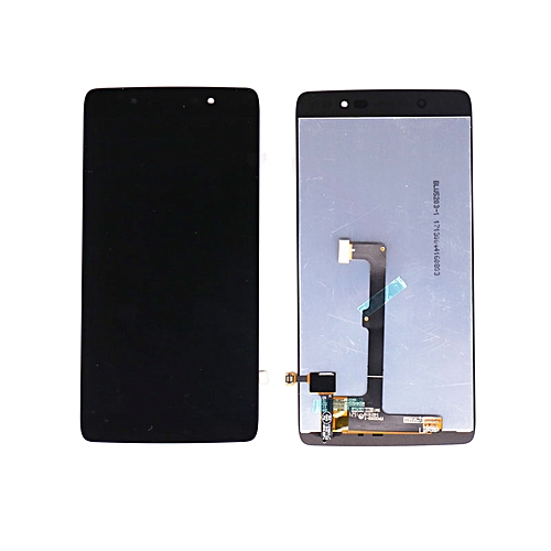 """YUETHOUGHT""Mobile phone Replacement accessories For Alcatel One Touch Idol  4 6055 OT6055 LCD Display+Touch Screen Digitizer Assembly"