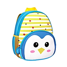 huskspo Child Backpack Toddler Kid School Bags Kindergaten Cartoon Shoulder Bookbags