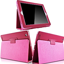 1 Pc/lot Folio PU Leather Protective Stand Smart Case Cover Shell With Sleep-Wake For Apple iPad air 2 Multi-Color HSL-G