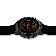 3G Android Smart Watch Phone Heart Rate Monitor Camera Wifi GPS ROM 16GB RAM 1G - Black