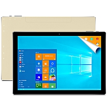 Teclast Tbook 10 S 2 in 1 Tablet PC 10.1 inch Windows 10 + Android 5.1 IPS Screen Intel Cherry Trail X5 Z8350 64bit Quad Core 1.44GHz 4GB RAM 64GB ROM Bluetooth 4.0-CHAMPAGNE GOLD