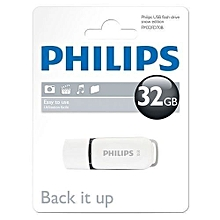 Flash Disk- 32GB - White
